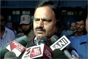governor malik is rss agent said javed rana