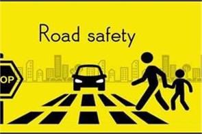road safety topics will be included in the course patwari