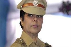 former ips officer bharti ghosh will not have to give big relief to the court