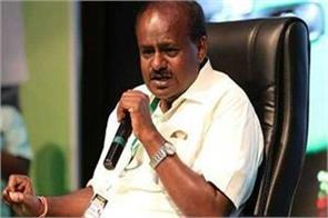 kumaraswamy says no threat to the government