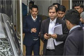 ed questioned for six days from vadra in the money laundering case