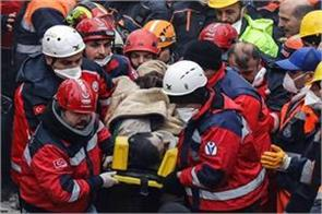 14 people killed in building collapse in turkey
