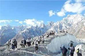 army commander justified military preparations in siachen glacier