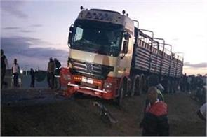 14 people killed in road accident in kenya