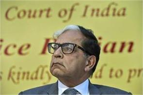 justice sikri speaking on retirement  every judge should have some femininity