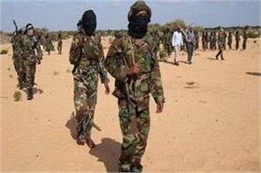 26 shots of al shabab piles in us air strikes