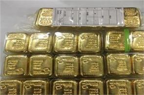 mumbai 110 kg of gold seized in dangari and zaveri 7 arrested