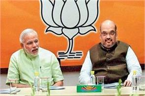 bjp s central election committee meeting today