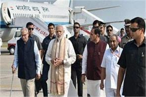 pm modi will inaugurate many projects on the tour of gujarat