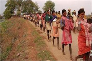 millions of tribals can be homeless
