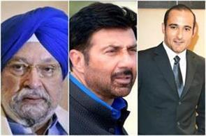 hardeep puri sunny deol akshay khanna refuse to contest elections bjp can