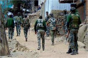 2 terrorists killed in encounter at babagund village of kupwara