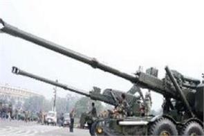 indian army pakistan bofors