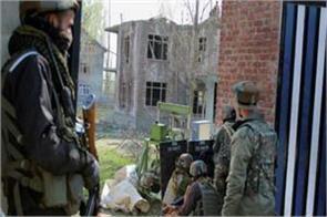 four encounter in 24 hours in the kashmir 6 terroist piled