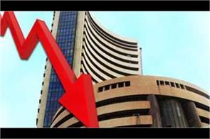 market slips sensex 93 and nifty fall 40 points