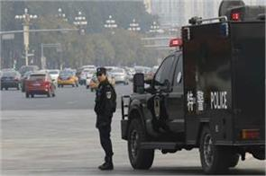 china car enter in rush 6 people died