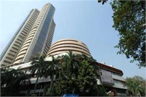 sensex and nifty index open with positive growth