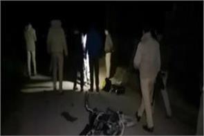 police arrested three badmashs including 25 thousand prize money