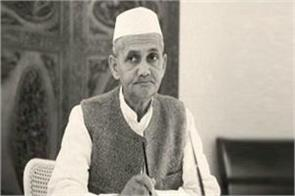 shastri s resignation as railway minister and pm s chair