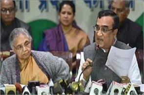 show differences between sheila dixit and ajay maken on aap alliance