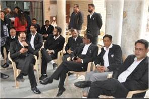 lawyers strike samjhota blast hearing was stoped