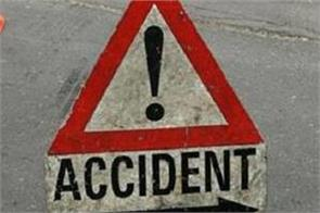 scorpio collision with bike rider men dies