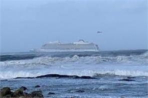 passengers airlifted from viking sky cruise ship in storm off norway
