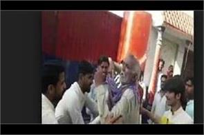 pakistan  kidnaped minor hindu girls father tried suicide