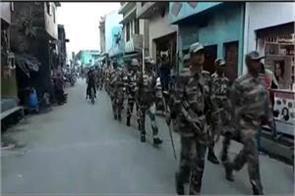 police arranges security arrangements on holi