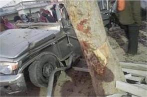 deoria a painful accident 7 people died due to overturning