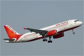 air india s 12 international flights today only women s hand
