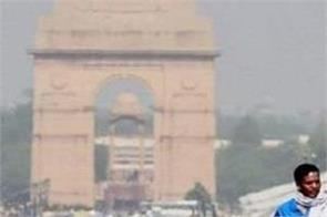 temperature increase in delhi