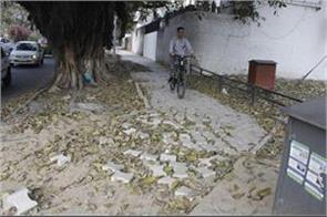 crores of expenses yet risks on cycle tracks
