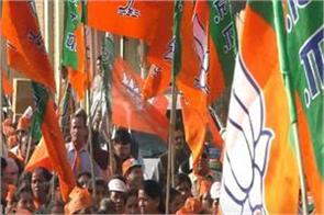 bjp done preparations for lok sabha elections