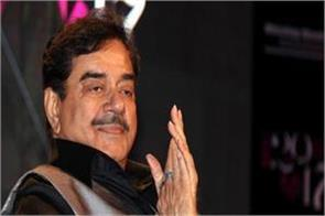 shatrughan sinha s joining in congress postpone