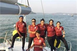 insv tarini how 6 female women created history by fighting thunderstorms