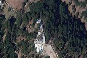 indian air force had rescued the mosque in air strike