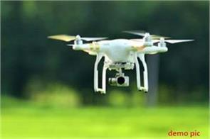 sriganganagar sector suspicious drones police indian army