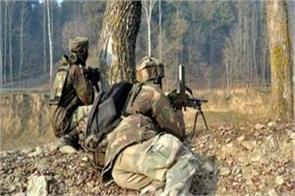 j k pakistani soldiers broke the ceasefire in rajouri 1 indian jawan martyr