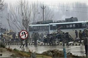 mastermind of the pulwama attack piles up in the tral encounter