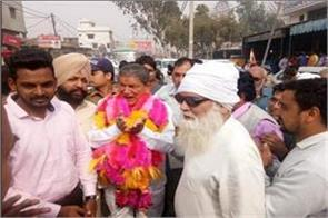 harish rawat took the road show