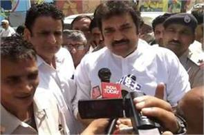 kuldeep kicks off the message of congress unity