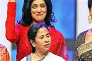 mamta banerjee give chance to film stars in lok sabha election