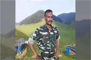injured in handwara encounter another crpf personnel succumbed
