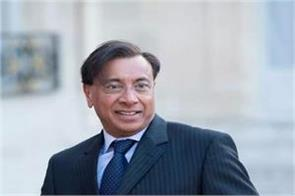 lakshmi mittal raised the younger brother from financial crisis