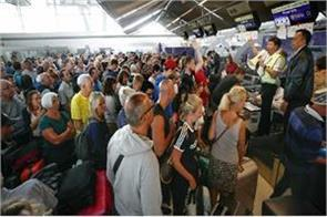 thousands of people stranded in thailand due to closure of pakistan airspace