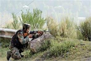 j k pak violates ceasefire in poonch an indian jawan martyr