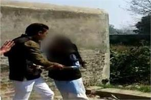youth arrested for vandalizing video of schoolgirl