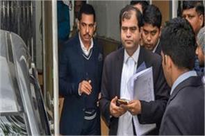 money laundering case delhi hc seeks ed response on robert vadra petition
