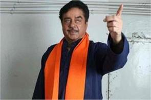 shatrughan sinha will not joined the congress